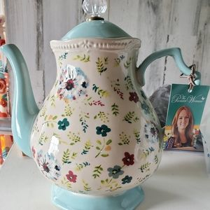 Pioneer Woman Tea Pot